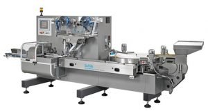 Schib Horizontal Form Fill Seal , Flow Wrappers Machine (Horizontal)