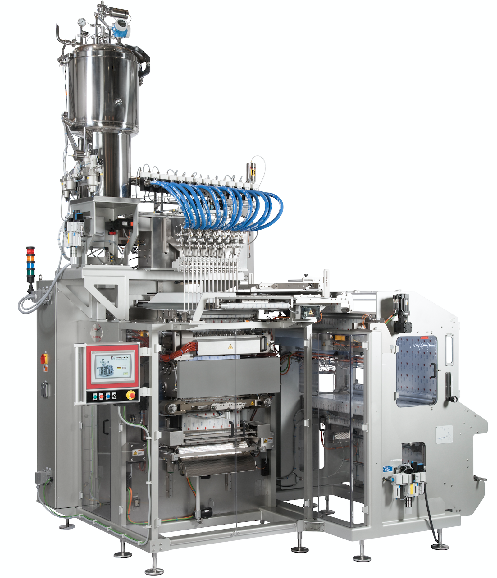 Multilane Sachet Machine, Side Seal Packaging Machines