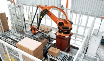 Robotic Palletizing & Depalletizing System
