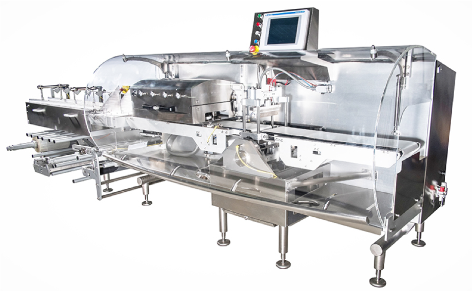 Rose Forgrove flow warappers machine, Horizontal Form Fill Seal Machines