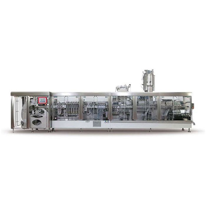 Horizontal Pouch Packaging Machines